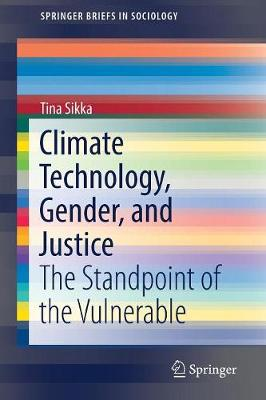 Climate Technology, Gender, and Justice - Tina Sikka