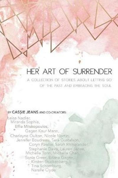 Her Art of Surrender - Cassie Jeans