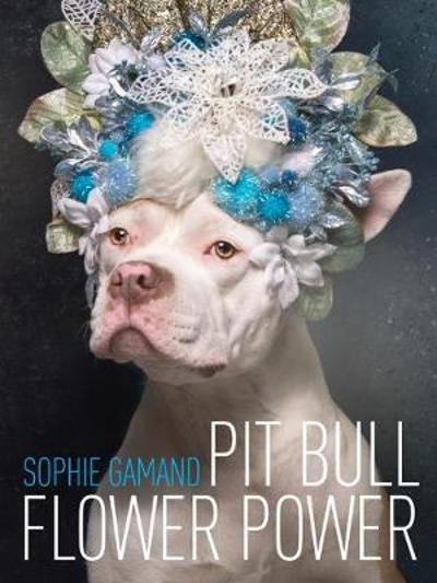 Pit Bull Flower Power - Sophie Gamand