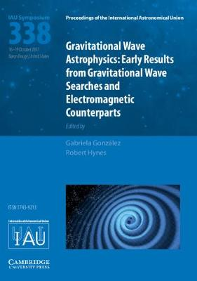 Proceedings of the International Astronomical Union Symposia and Colloquia - Gabriela Gonzalez
