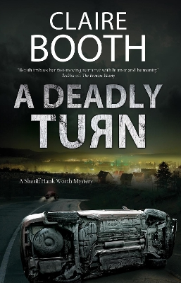 A Deadly Turn - Claire Booth