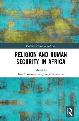 Religion and Human Security in Africa - Ezra Chitando