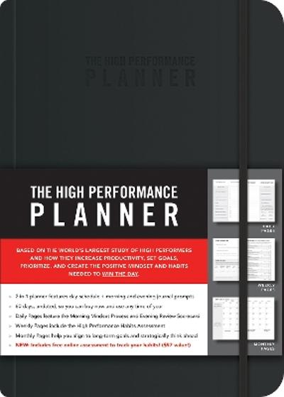 The High Performance Planner - Brendon Burchard