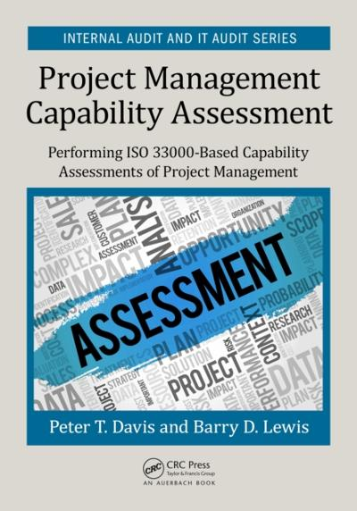 Project Management Capability Assessment - Peter T. Davis