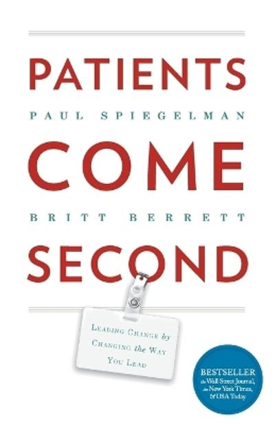 Patients Come Second - Spiegelman Paul