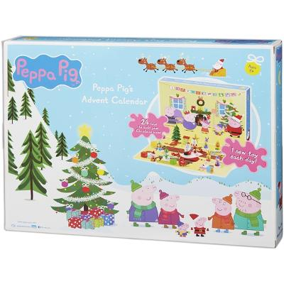 Peppa Pig Adventskalender - Peppa Pig