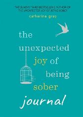 The Unexpected Joy of Being Sober Journal - Catherine Gray
