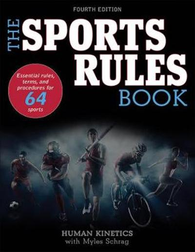 The Sports Rules Book - Myles Human Kinetics
