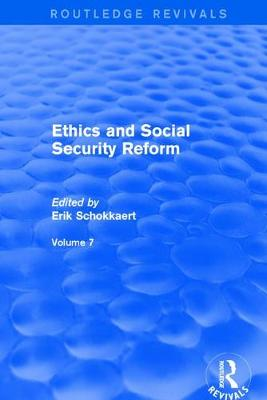 Revival: Ethics and Social Security Reform (2001) - Erik Schokkaert