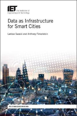 Data as Infrastructure for Smart Cities - Larissa Suzuki