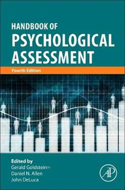 Handbook of Psychological Assessment - Gerald Goldstein
