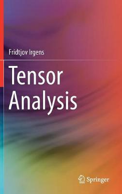 Tensor Analysis - Fridtjov Irgens