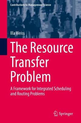 The Resource Transfer Problem - Illa Weiss