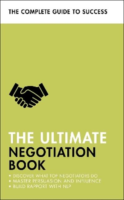The Ultimate Negotiation Book - Peter Fleming