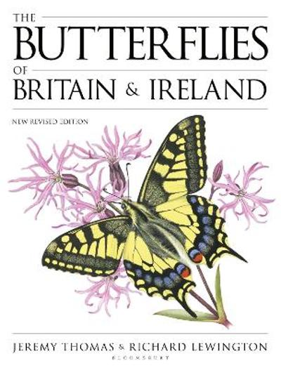 The Butterflies of Britain and Ireland - Jeremy Thomas