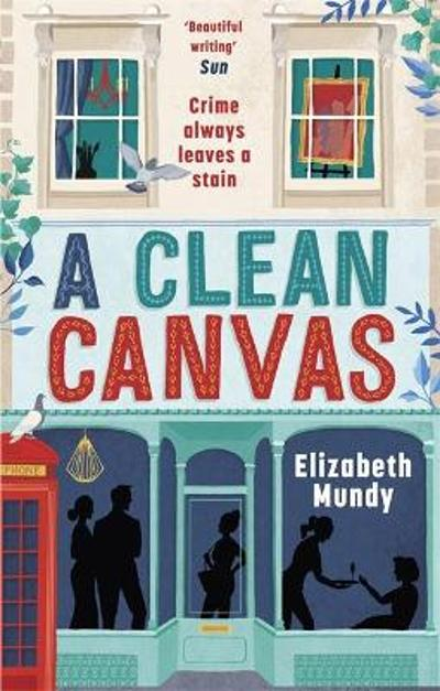 A Clean Canvas - Elizabeth Mundy