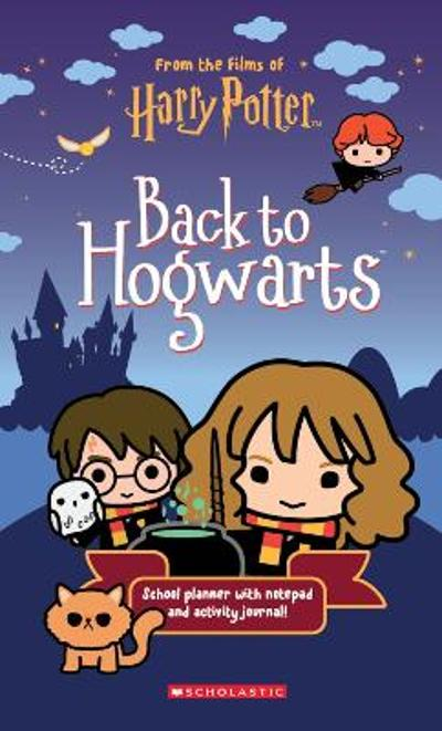 Back to Hogwarts - Scholastic