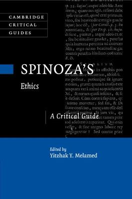 Cambridge Critical Guides - Yitzhak Y. Melamed