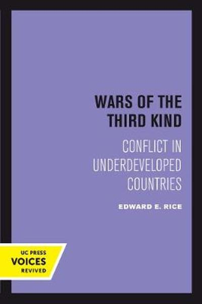 Wars of the Third Kind - Edward E. Rice