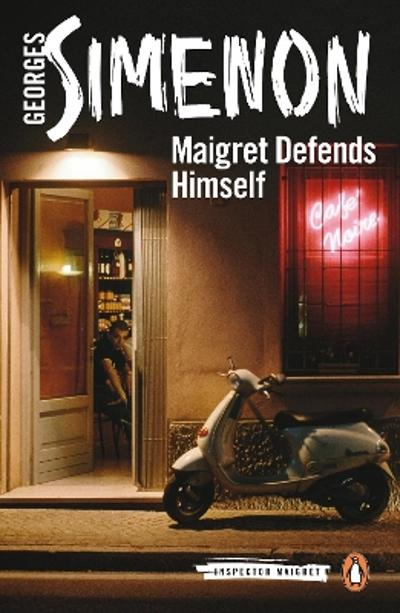 Maigret Defends Himself - Georges Simenon