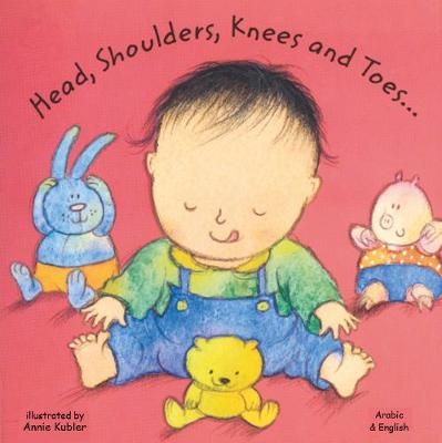 Head, Shoulders, Knees and Toes in Arabic and English - Annie Kubler