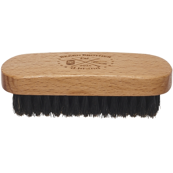 Beard Brush Nylon Bristle - Beard Brother X d.brand