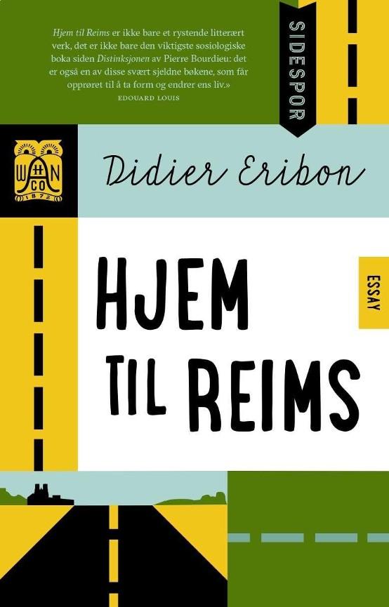 Hjem til Reims PDF ePub