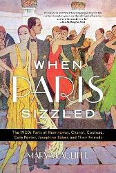When Paris Sizzled - Mary McAuliffe