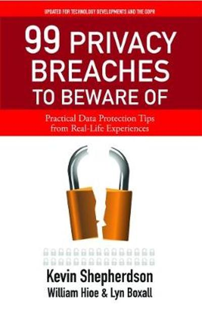 99 Privacy Breaches  to Beware Of - Kevin Shepherdson