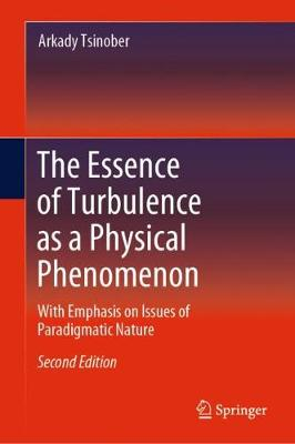 The Essence of Turbulence as a Physical Phenomenon - Arkady Tsinober