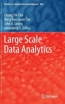 Large Scale Data Analytics - Chung Yik Cho