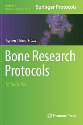 Bone Research Protocols - Aymen I.  Idris