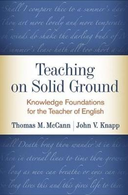 Teaching on Solid Ground - Thomas M. McCann