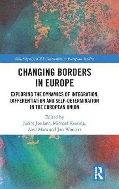 Changing Borders in Europe - Jacint Jordana