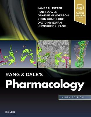 Rang & Dale's Pharmacology - James M. Ritter