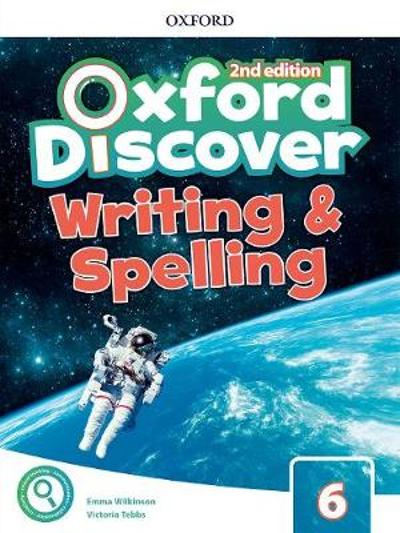 Oxford Discover: Level 6: Writing & Spelling Book -