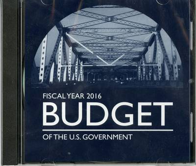 Budget of the United States Government - Executive Office of the President