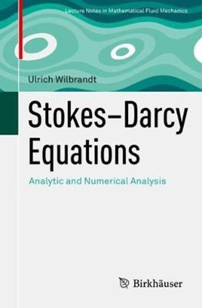 Stokes-Darcy Equations - Ulrich Wilbrandt
