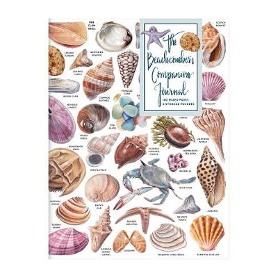 The Beachcomber's Companion PVC Multi-Pocket Cover Journal - Sarah McMenemy