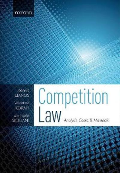 Competition Law - Ioannis Lianos