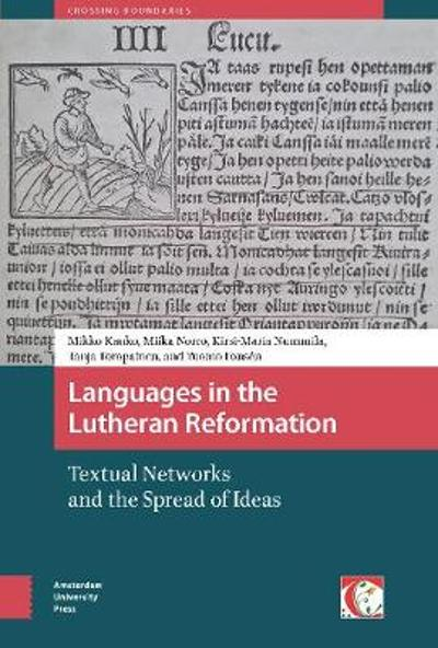 Languages in the Lutheran Reformation - Tuomo (Tuomo) Fons n