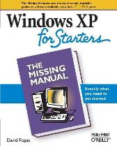 Windows XP for Starters - David Pogue