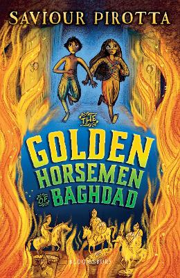The Golden Horsemen of Baghdad - Saviour Pirotta
