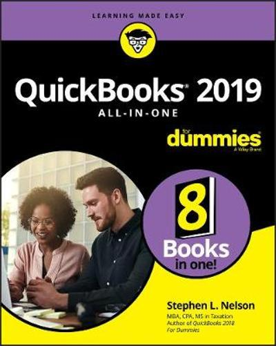 QuickBooks 2019 All-in-One For Dummies - Stephen L. Nelson