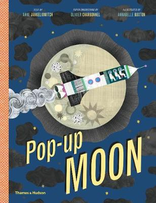 Pop-Up Moon - Anne Jankeliowitch