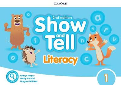 Show and Tell: Level 1: Literacy Book -