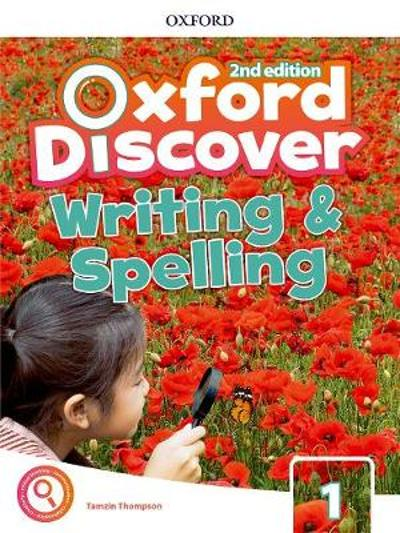 Oxford Discover: Level 1: Writing and Spelling Book -