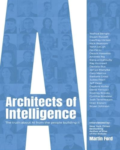 Architects of Intelligence - Martin Ford
