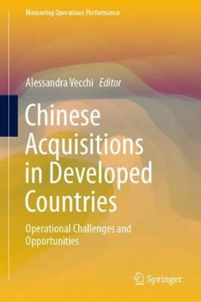 Chinese Acquisitions in Developed Countries - Alessandra Vecchi