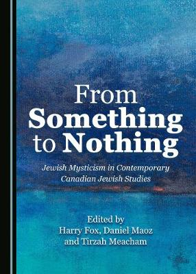 From Something to Nothing - Daniel Maoz